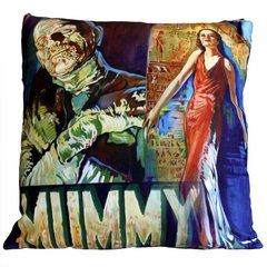 The Mummy Cinema Gothic Cushion