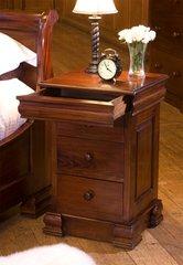 Baumhaus LA ROQUE 4 Drawer Lit Bateau Lamp Table