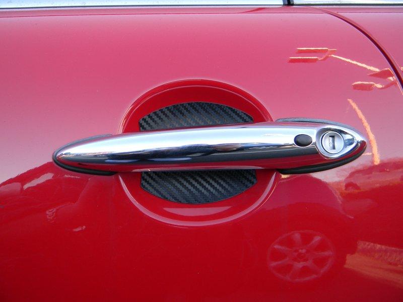Cupeez For Cars Cupeez Car Door Handle Scratch Covers