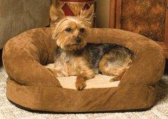 Ortho Bolster Dog Sleeper