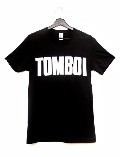 TOMBOI Logo Tee