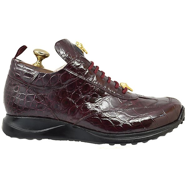 Mauri Alligator Sneakers Cellini Uomo Ny Mauri