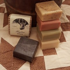 Goat's Milk Soap Buy 4 for $20.00