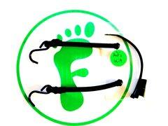 F.  Spare Cords & Hooks - 1 Pair