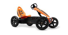 Rally Orange Kids Pedal Go Kart