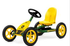 Buddy John Deere Kid's Pedal Go Kart