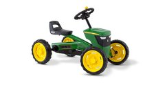 The new John Deere Pedal Tractor