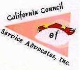California Council of Service Advocates