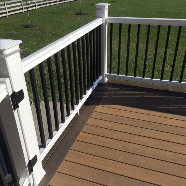 Timbertech Legacy Collection Lexington Deck Supplies
