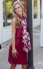 University of Alabama Game Day Scarf