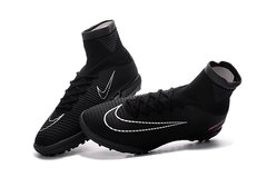 NIke MercurialX Proximo II TF BLACK +FREE BAG