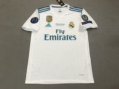 Real Madrid 2018 Champions League Final soccer jersey