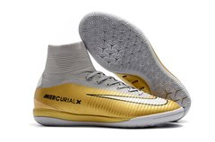 Mercurial Superfly V IC W/Gold +FREE BAG