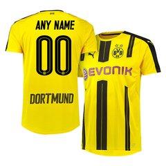 Borussia Dortmund CUSTOM JERSEY 2016-17 +FREE SHIPPING