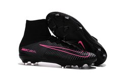 NIke Mercurial Superfly V FG black+FREE BAG
