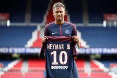 NEYMAR 10 JERSEY PSG SEASON 2017-2018 3 COLORS AVAILABLE