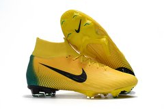 Mercurial Superfly VI 360 Elite FG y/M+ free bag