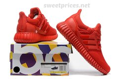 2016 Adidas Yeezy Ultra Boost shoes red