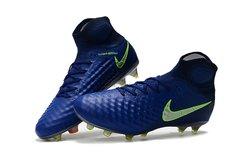 Nike Magista Obra II FG BLUE +FREE BAG