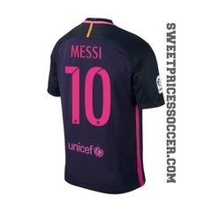 BARCELONA JERSEY SEASON 2016-2017 CHOOSE YOURS purple