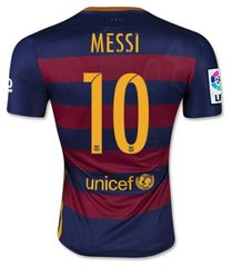 MESSI JERSEY NEW SEASON 2015 HOME MEN'S