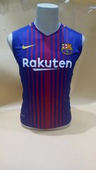 Barcelona home sleeveless vest 17-18 season