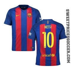 BARCELONA JERSEY SEASON 2016-2017 CHOOSE YOURS