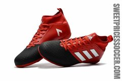 adidas ACE 17.3 Primemesh TF RED/BLACK + FREE BAG INDOOR SHOES