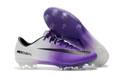 Mercurial Vapor XI FG w/purple+ FREE BAG