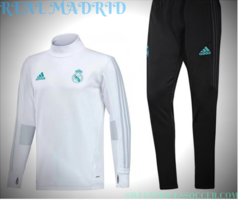 REAL MADRID 17-18 Training suit