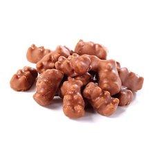 Milk Chocolate Covered Gummy Bears - Sweet Box