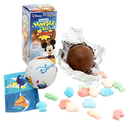 Disney Wonderball Surprise Egg