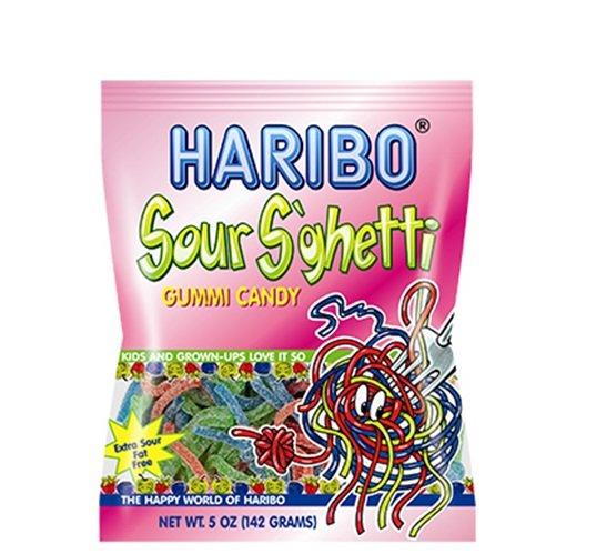 Haribo Sour Sghetti