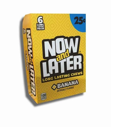 Now and Later Banana