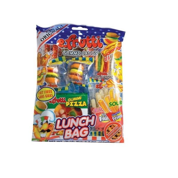 Lunch Bag Gummy Candy