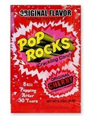 Pop Rocks Cherry 12ct