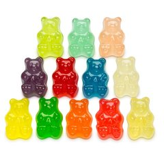 12 Flavors Gummy Bears
