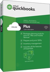 QuickBooks Online Plus: up to 5 users