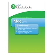 QuickBooks 2016 for Mac - 1 User
