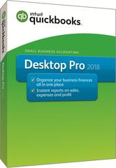 QuickBooks Pro 2018 - 3 user
