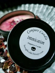 Soy - Intoxication - Happiness Conjure Candle
