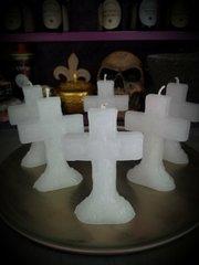 Crucifix/Cross Candle