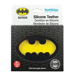 DC Comics Batman Silicone Teether