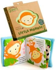 Little Green Books: Little Monkey