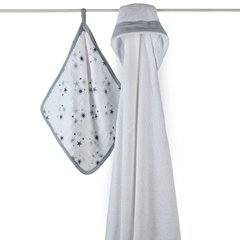Aden + Anais - Hooded Towel Set - Twinkle