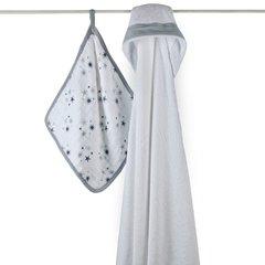 Aden + Anais - Hooded Towel Set - Twinkle