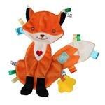 Little Num Nums Taggie Comforter - Felix the Fox