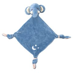 Elephant Sleepytime Lovie Blankie