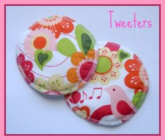 Cloth Breastpads - Posh Pads Tweeters