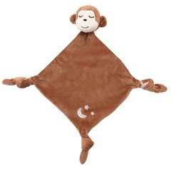 Monkey Sleepytime Lovie Blankie